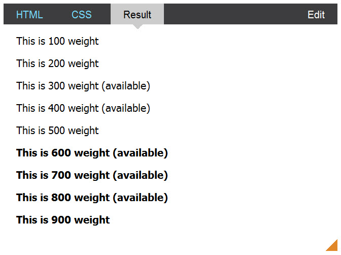 CSS Almanac-font-weight-result