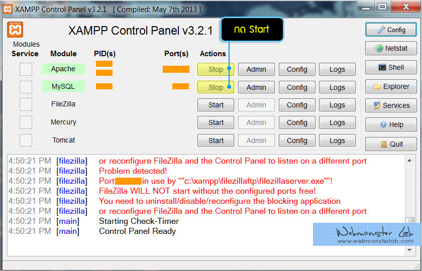 install-wordpress-xampp-10-border