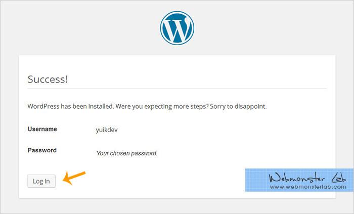 install-wordpress-xampp-20-border