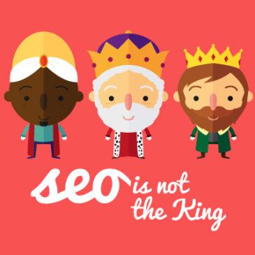 SEO ไม่ใช่ The King