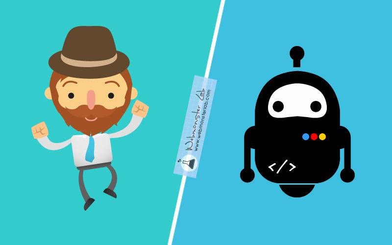 seo-isnot-theking-human-robot