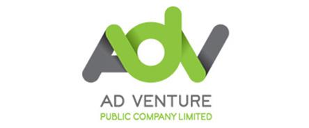 บริษัท เอดี เวนเจอร์ จำกัด (มหาชน) AD Venture Public Company Limited - Logo