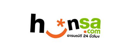 Hunsa.com - Logo