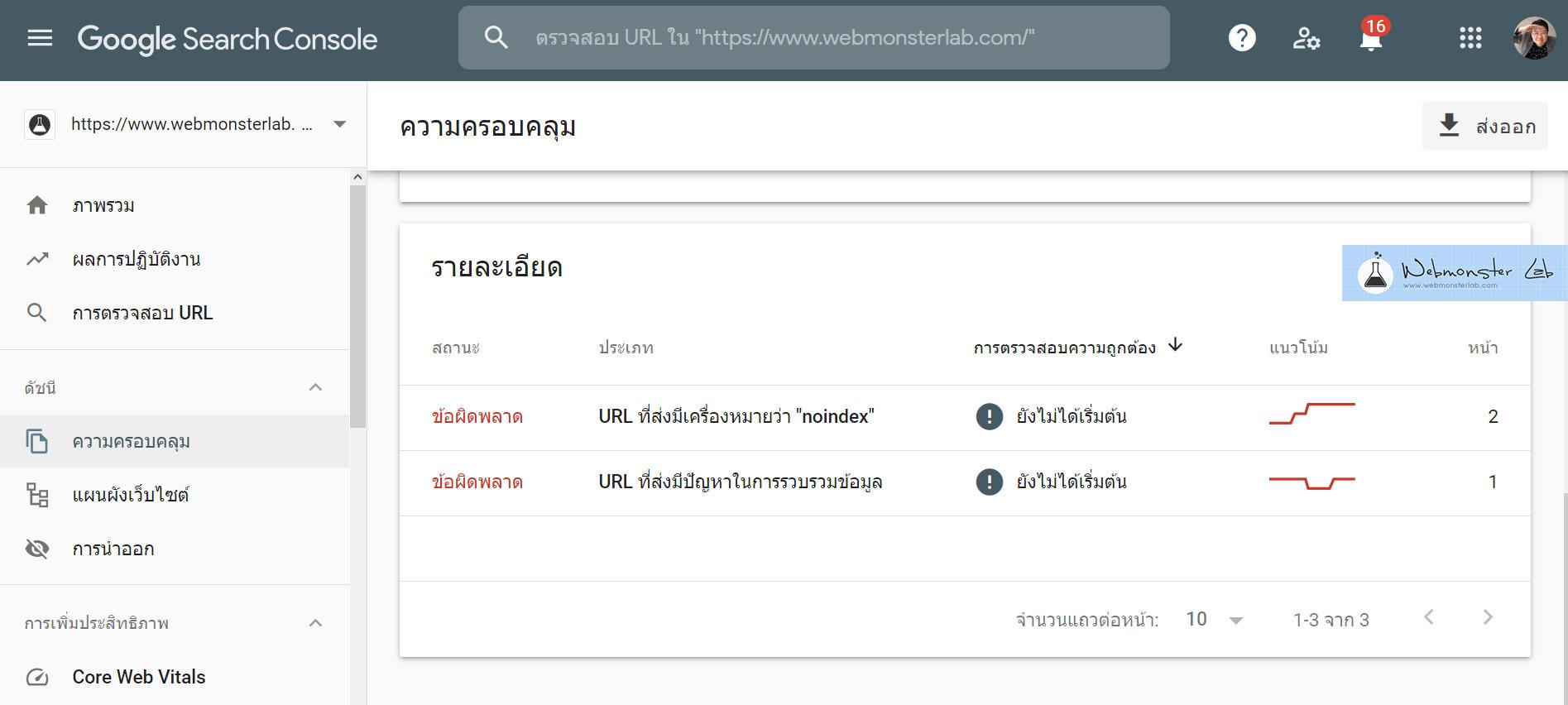 ทำไมเว็บไซต์จึงต้องการ Webmaster - Google Search Console