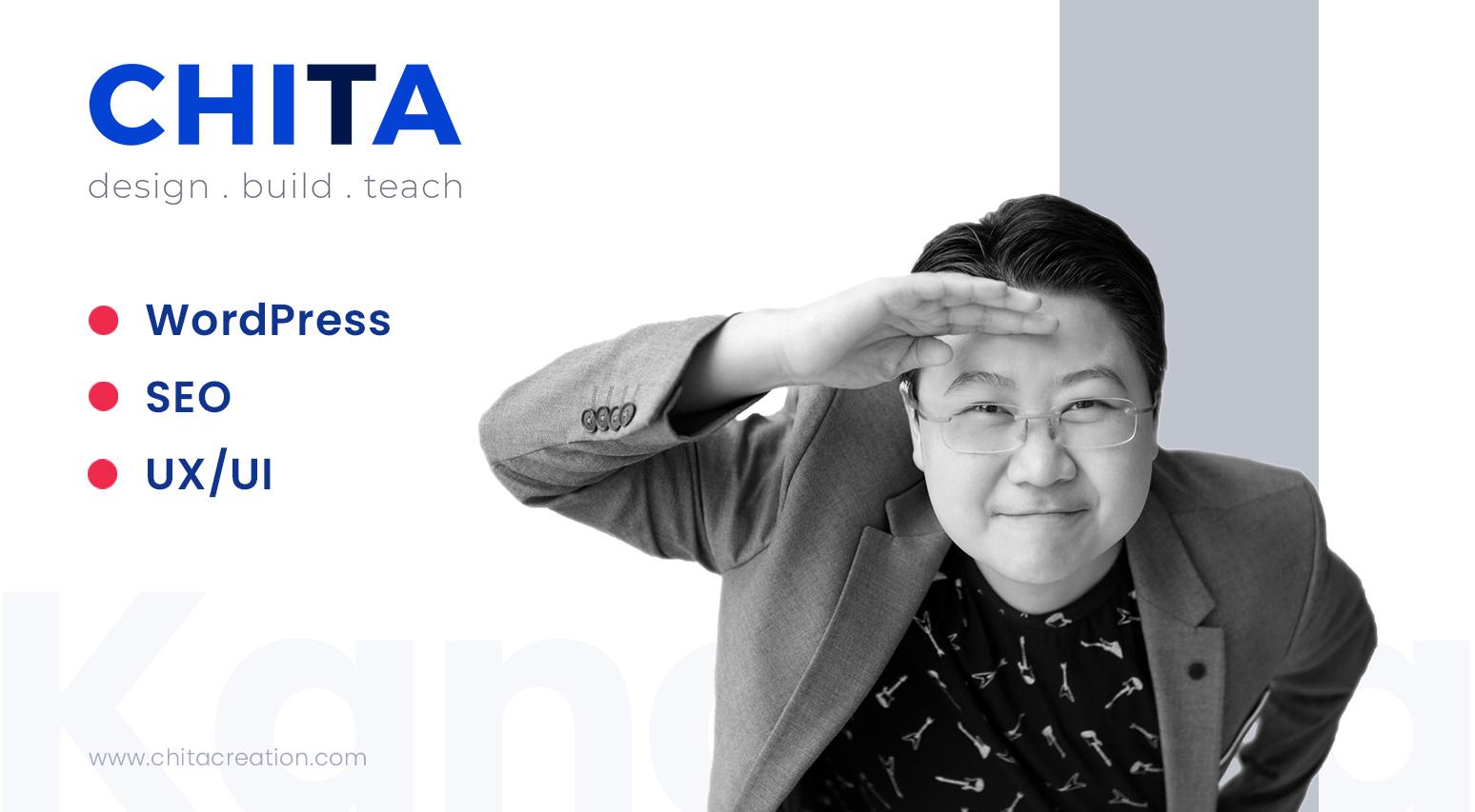 CHITA Creation - design build teach - Kanchita Varitthinanon